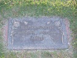 William Carter Abbett