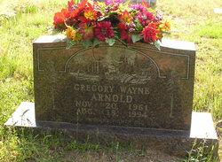 Gregory Wayne Arnold