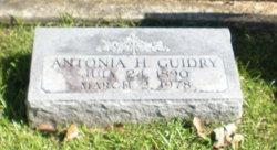 Antonia H. Guidry