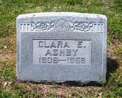 Clara Eugenia <i>Blair</i> Ashby
