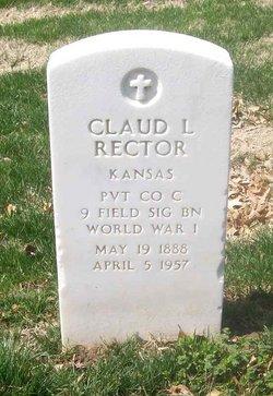 Claud L. Rector