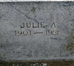Julia Ann Julie <i>Brooks</i> Bass