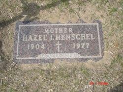 Hazel Isabelle <i>Berry</i> Henschel