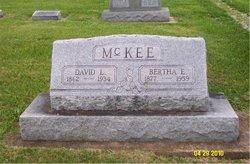 Bertha Ellen <i>Stipe</i> McKee