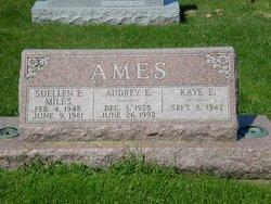 Suellen E. <i>Miles</i> Ames