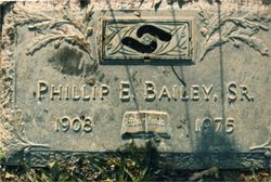Phillip Earl Bailey, Sr