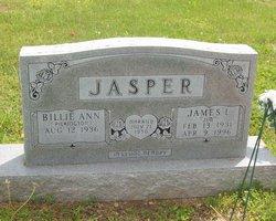 James L <i>Jim</i> Jasper