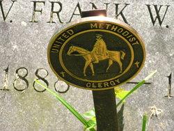 Rev Frank William Bevan