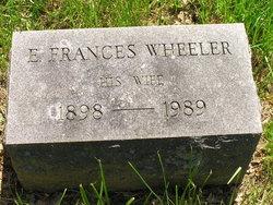 Ella Francis <i>Wheeler</i> Bevan