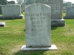 Benjamin R Hand