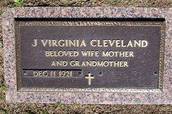 Johnnie Virginia <i>Jarman</i> Cleveland