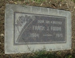 Frank J Fonda