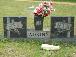 Betty June <i>Burks</i> Adkins