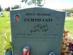 Jose Isidro Zambrano