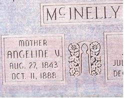 Angeline Vashti <i>Elmer</i> McInelly