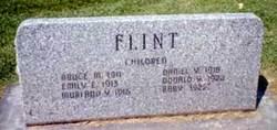Ada Elizabeth <i>Young</i> Flint