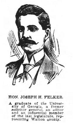 Joseph Harben Felker