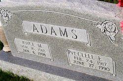 Clell Eugene Adams