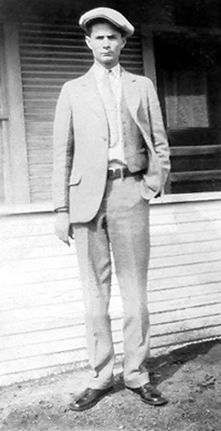 James Arthur Sy Crawley