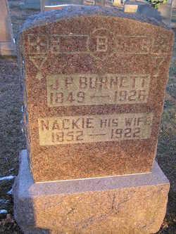 Nackie <i>Ford</i> Burnett