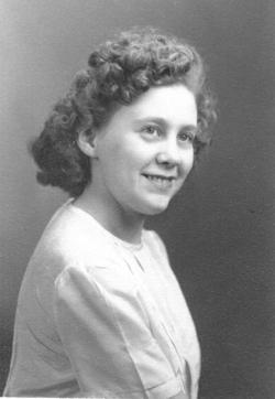 Mary Irene <i>Strahl</i> Carpenter