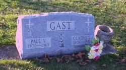 Paul V Peck Gast