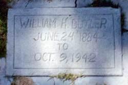 William Henry Butler