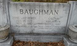 Joseph Oscar Baughman, Sr