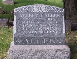 Mary Agnes <i>Leach</i> Allen