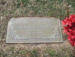 Margaret Geneva Eva <i>Ridgeway</i> DeVaughn