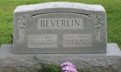 John Thomas Beverlin