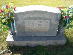 Lois E. <i>Latham</i> Armstrong