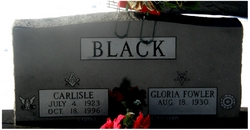 Carlisle Black