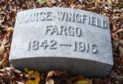 Louise <i>Wingfield</i> Fargo