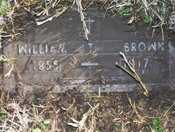 William Tolson Brown