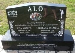 Aisa Manu'o Alo