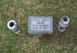 Estell Erwin Moor