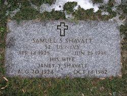 Samuel S Sam Shavatt