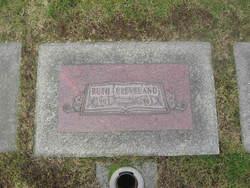 Ruth Jean <i>Stewart</i> Cleveland
