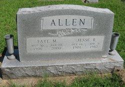 Faye Myrtle Allen