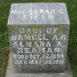 Sarah C. <i>Beaman</i> Fifer