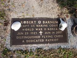 Capt Robert Otto Barnum