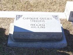Caroline <i>Gotjen</i> Stelling