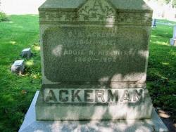 Addie M Ackerman