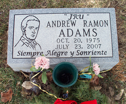 Andrew Ramon Adams
