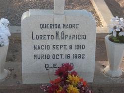 Loreto M. Aparicio