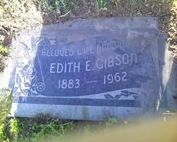 Edith Edna Dolly <i>Gilliam</i> Gibson