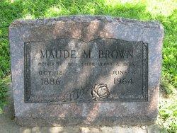 Maude May <i>Porch</i> Brown