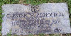 Chester Washington Arnold, Jr
