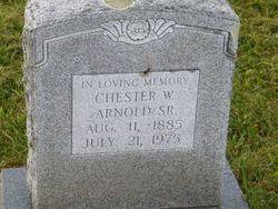 Chester Washington Arnold, Sr